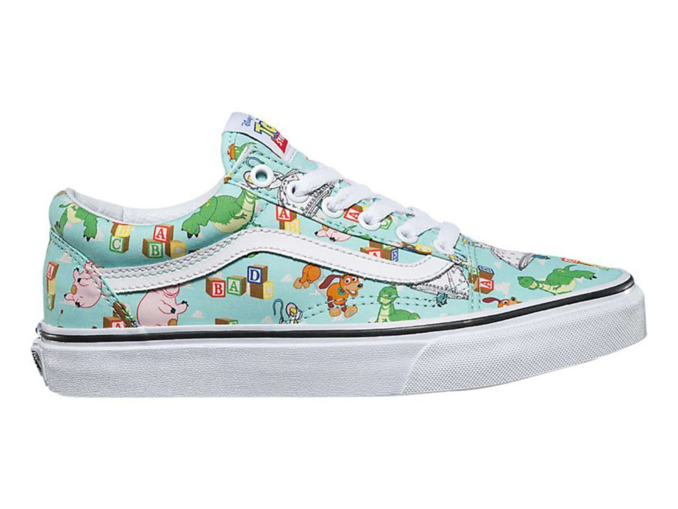 Vans Toy Story Era oro