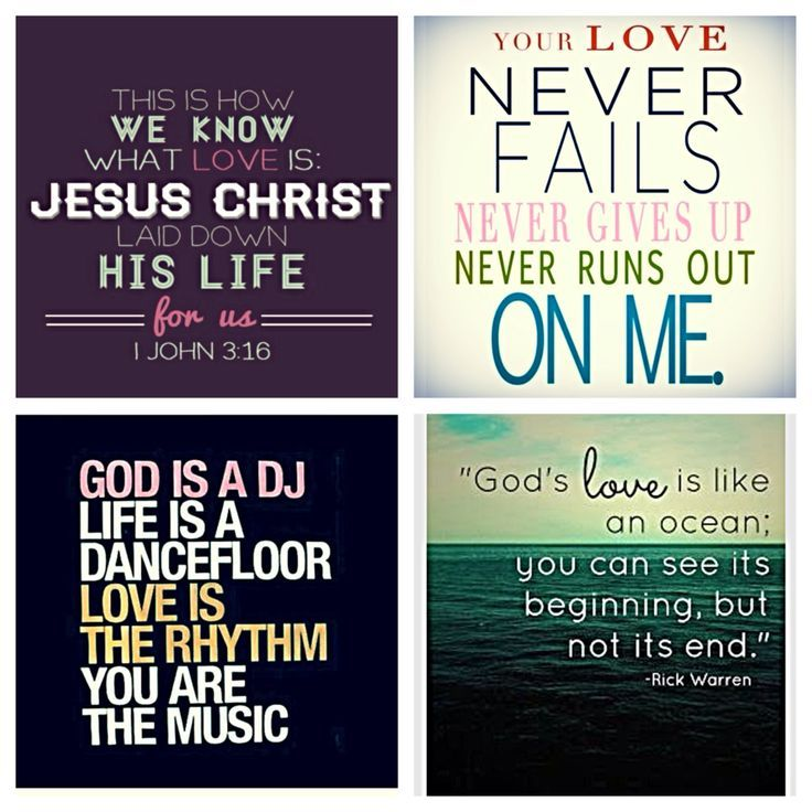 Christian quotes to live by