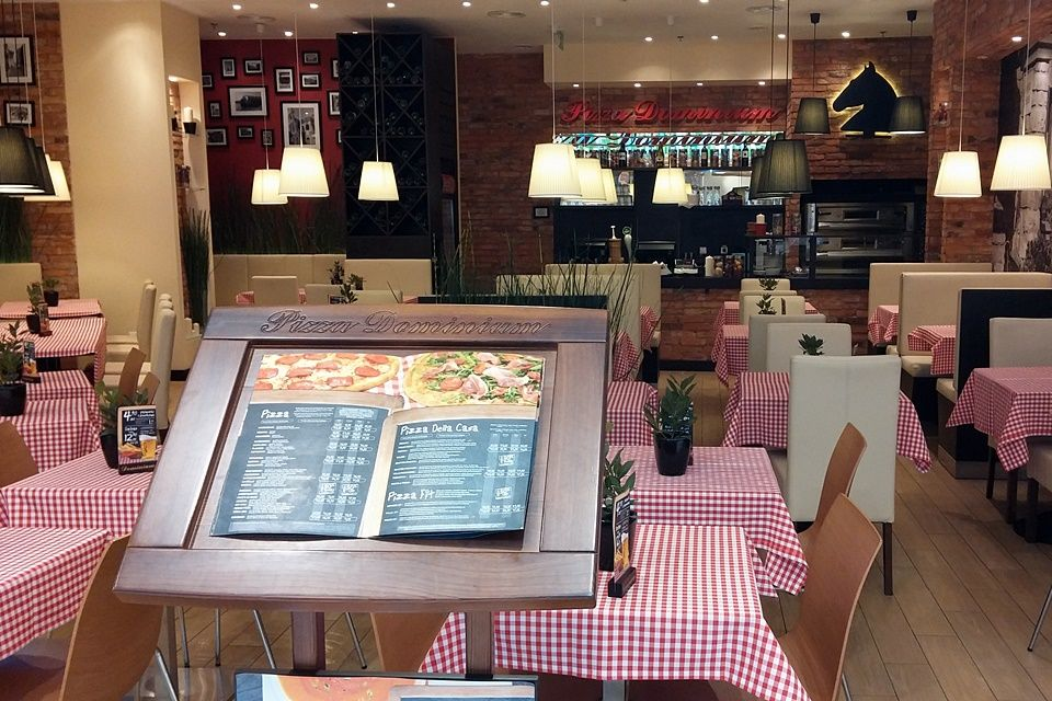 Nowa Pizzeria Gusto Dominium W Stolicy