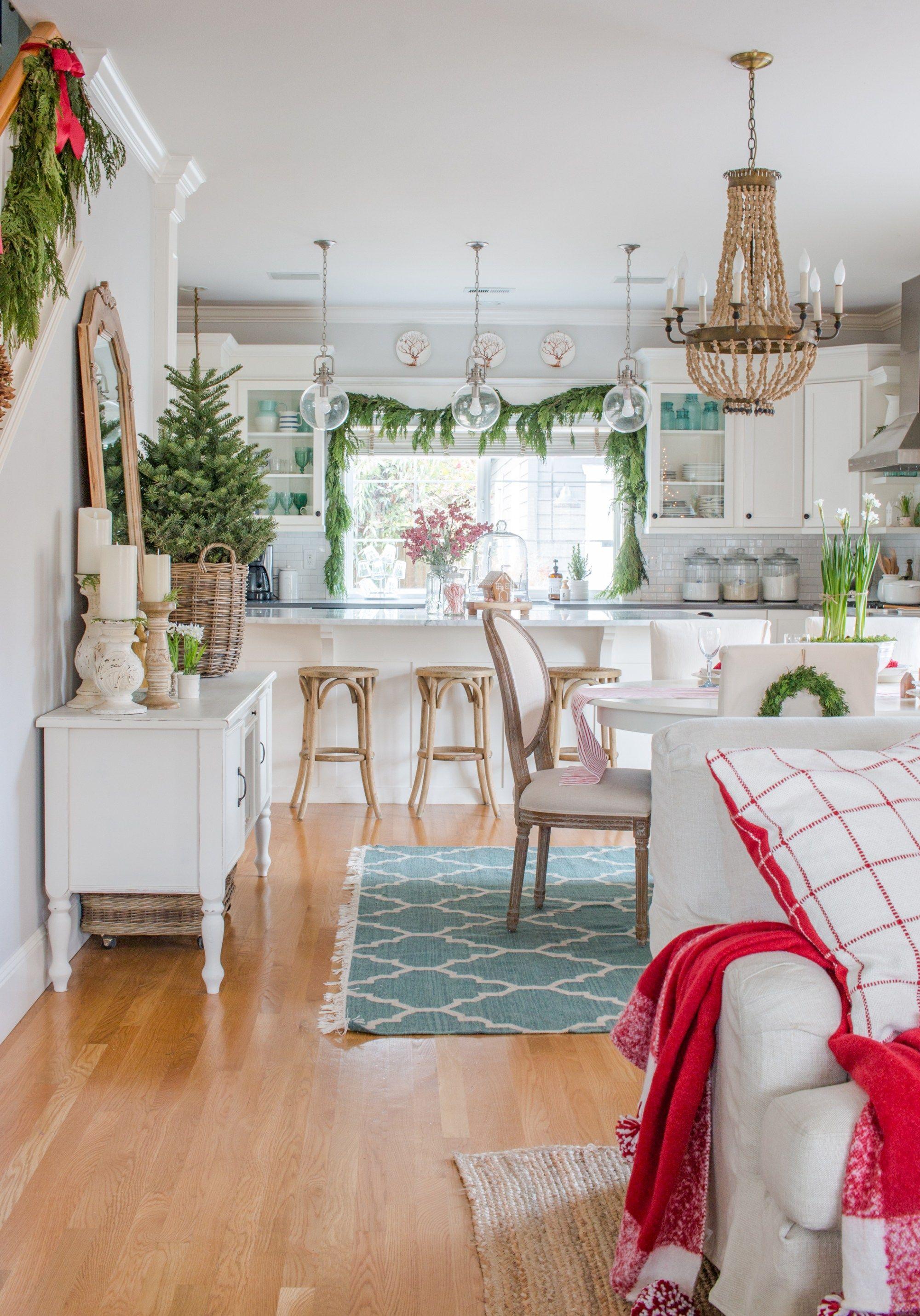 Holiday Housewalk 2018 Cottage Style Decor Christmas
