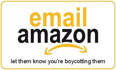 Image result for boycott amazon