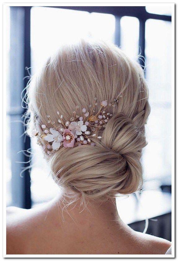 28 belles coiffures de mariage chignon 00046 # 00046 # coiffures de mariage # merveilles …