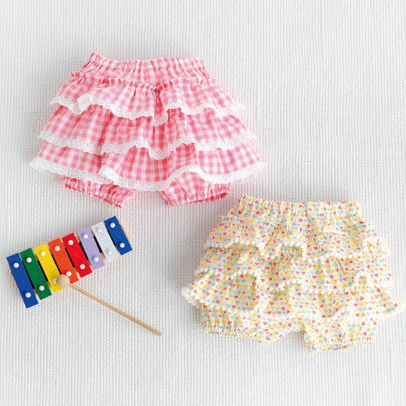 8c21903eec752 ハイハイベビーに手作りしたい!かわいいカバーパンツの作り方(ベビー服 ...