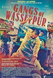 Gangs Of Wasseypur Poster Movies Gang Hindi Movies