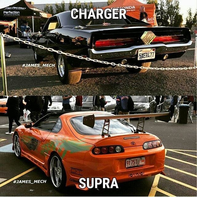 charger or supra only pick one follow me tuner culture101 for more rh pinterest es