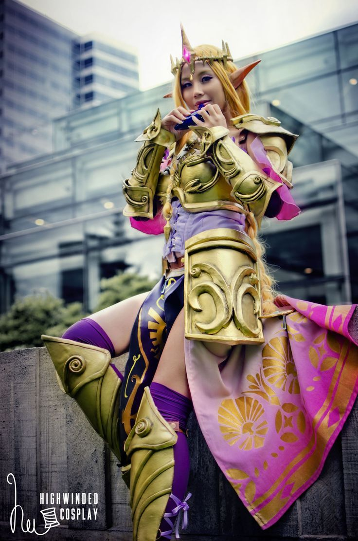 Image Result For Princess Zelda Hyrule Warriors Cosplay
