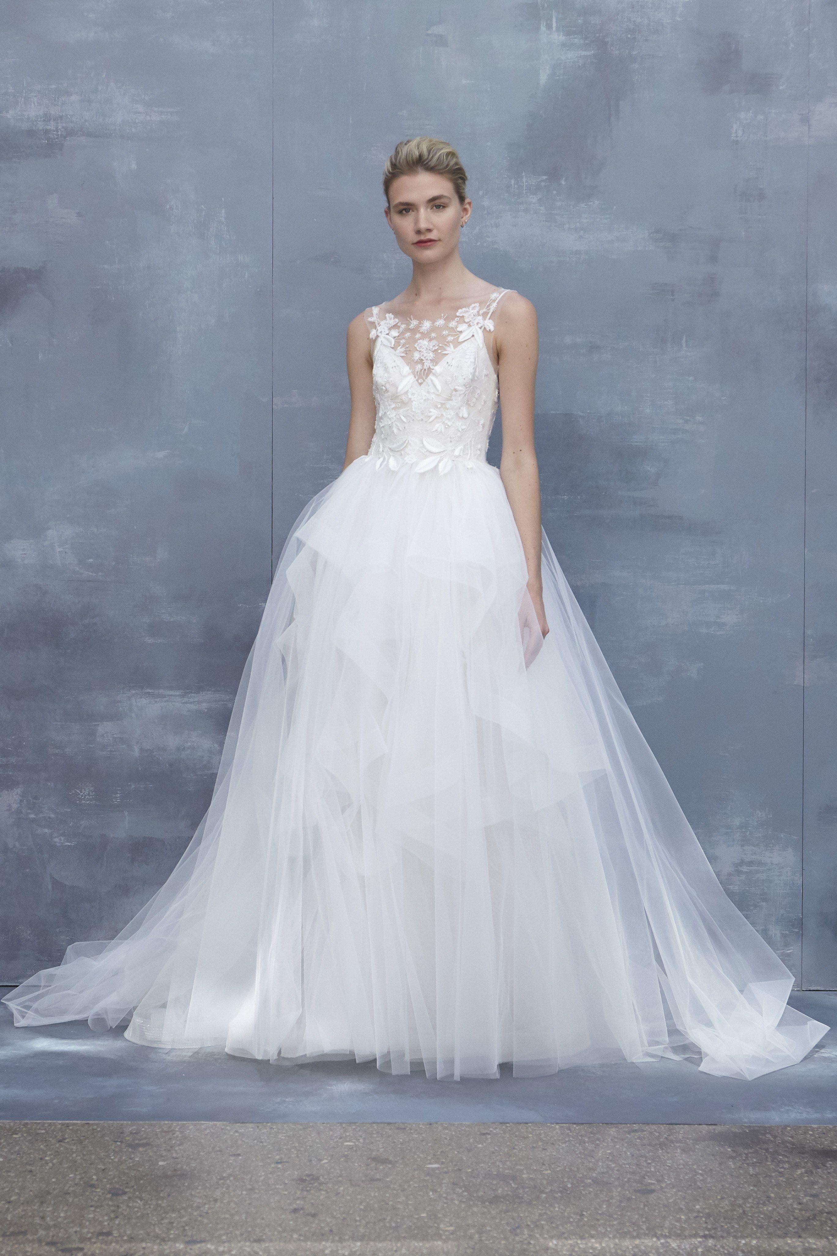 04a5b81a340 Amsale Bridal   Wedding Dress Collection Fall 2018