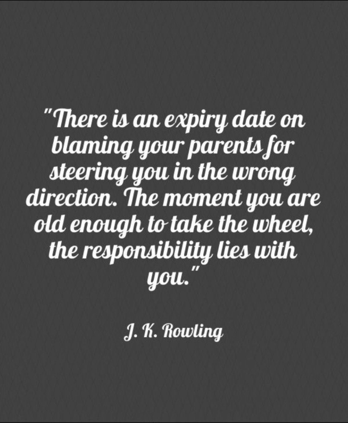 Pin by Osh gawsh on Quotes Disrespect quotes, Rowling