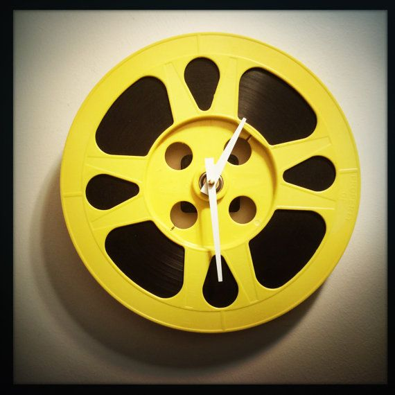 Amazing Large Movie Reels Wall Decor Ideas - Wall Art Design ...