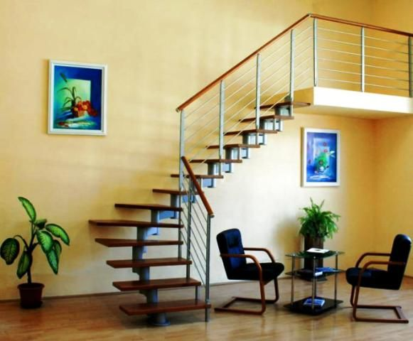 Solutions on Designing Home Interior Stairs : houseroomdesign ...