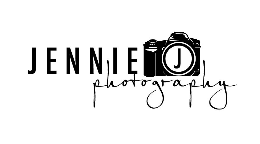 Jennie J Photography Logo | Jocelyn Design | theridebusiness ...