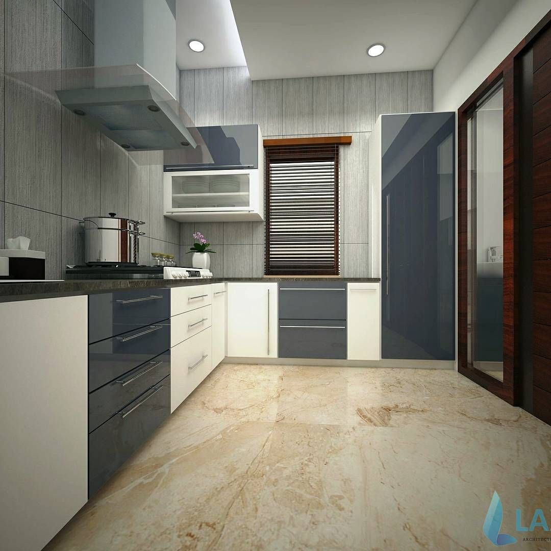 Premium Modular Kitchens Interior Design by LAXAKA