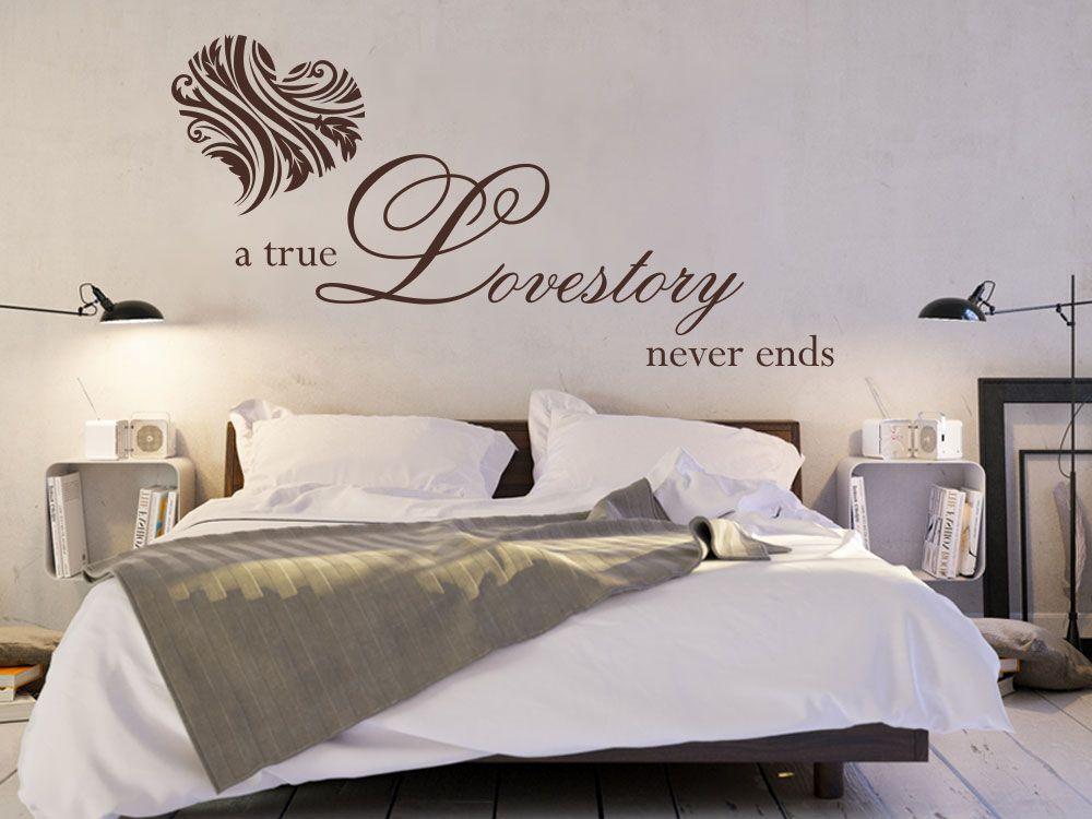 Schlafzimmer Wandtattoo ~ Besten wandtattoos für schlafzimmer bilder auf