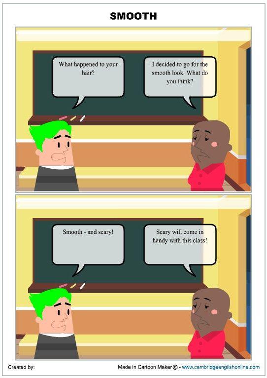 Cambridge English Online S Cartoon Makers Online Cartoons Kids Literacy English Online