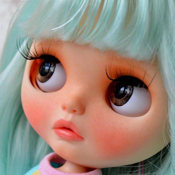 La muñeca Blythe Custom OOAK  Sue  por BeMyDoll