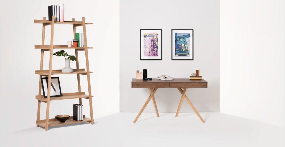 darcey shelving unit oak made com home deco inspiration pinterest rh pinterest dk