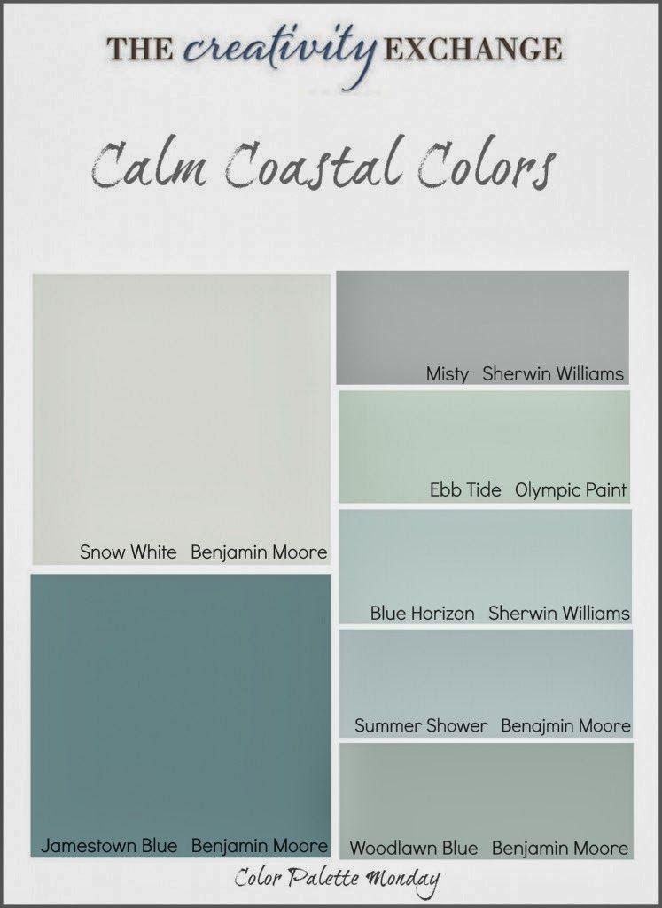beach house paint colors | Labels: beach house colors , coastal ...