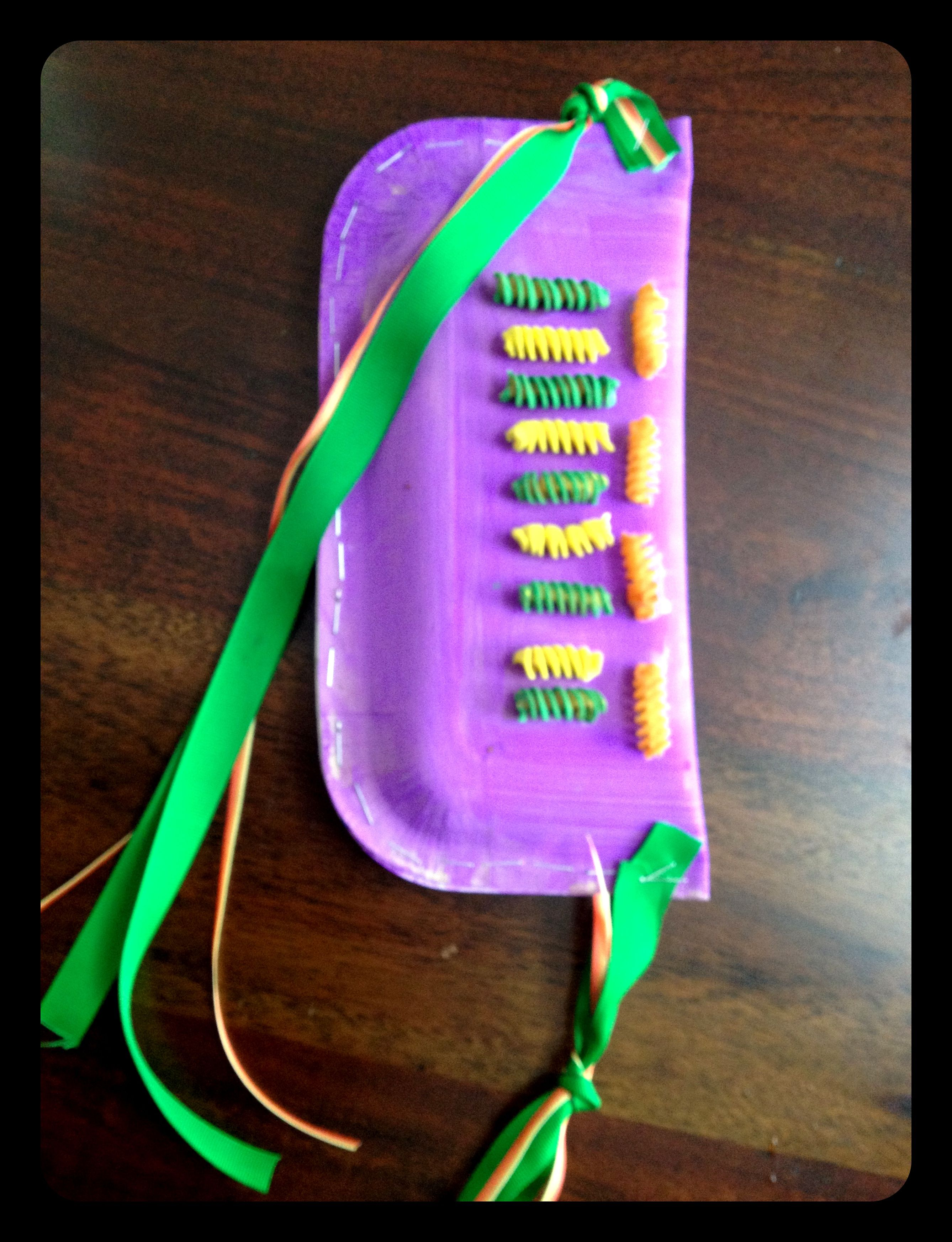 Simple Brazilian Carnaval Crafts For Kids From Respect Diversity