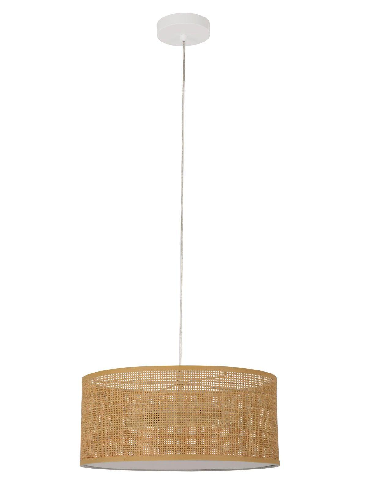 shore 400mm pendant in tan rattan lighting beacon lighting rh pinterest com