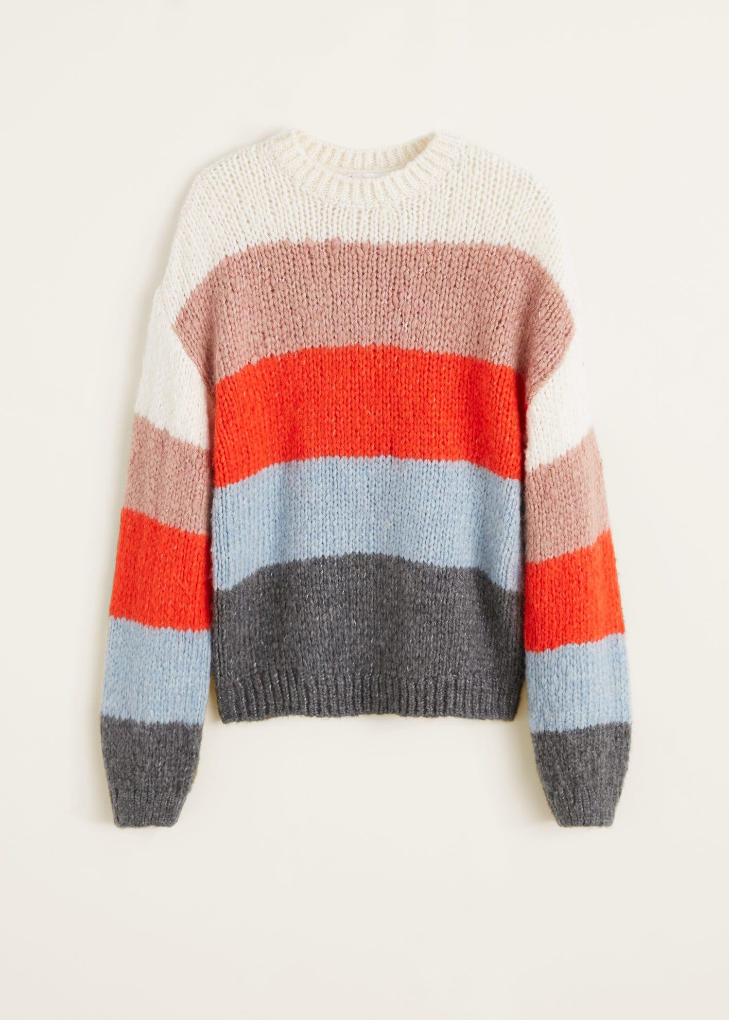 d265527f06c3b3 Multicolor sweater - Women in 2019