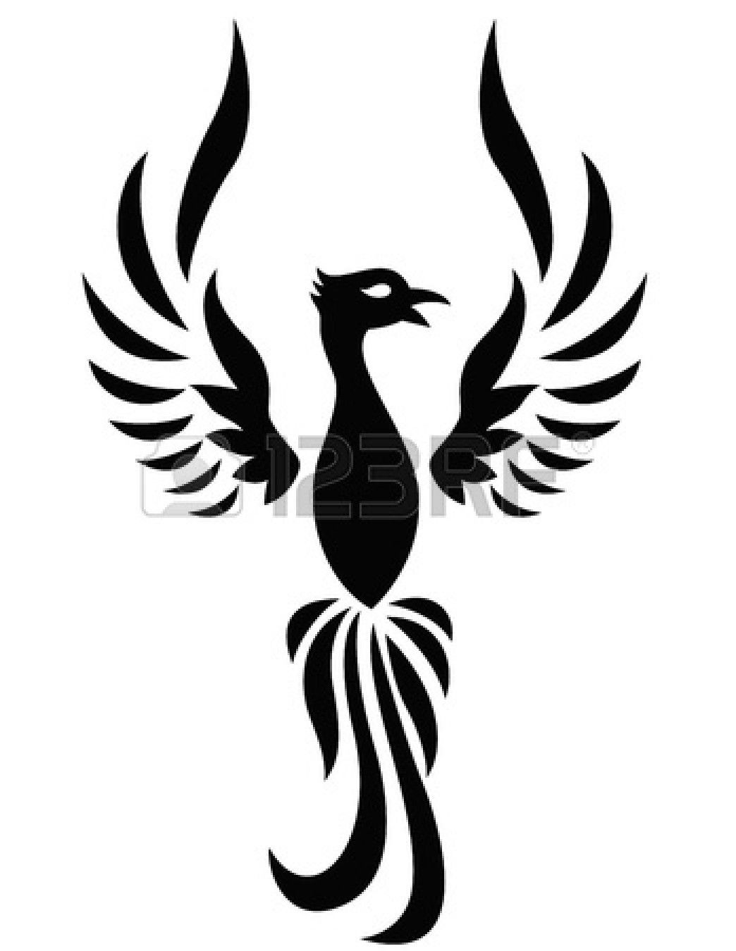 Phoenix open beak symbols pinterest phoenix art clipart and love the phoenix meaning rebirth die a little inside to be reborn as a stronger and wiser version of you def my next tat idea not this image buycottarizona