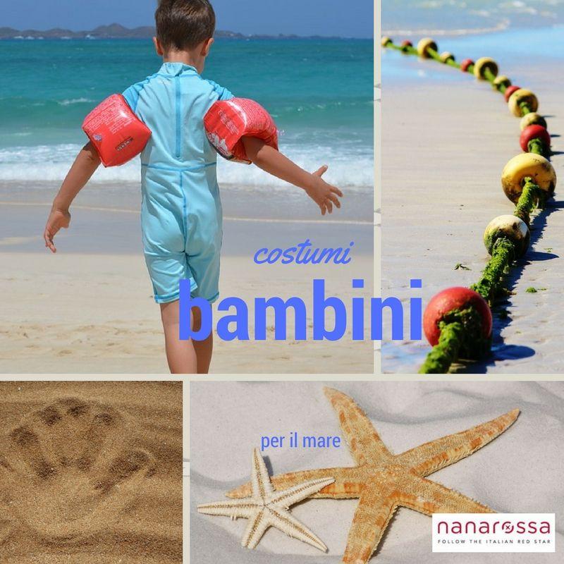 Vacanze con i tuoi bimbi ? Anche loro hanno bisogno del costume da bagno  👶🌅 https://www.nanarossa.com/it/275-abbigliamento-bambino/361-costumi
