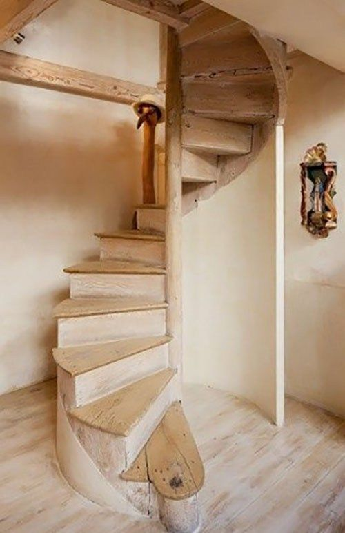 Making use of a spiral staircase inside your home can save a lot of space. Aside…
