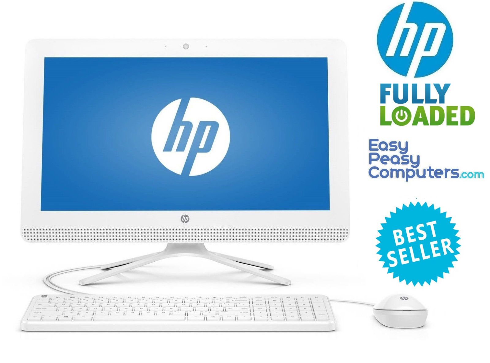 computers gifts hp all in one 24 computer pc 1tb 8gb win10 webcam rh pinterest at