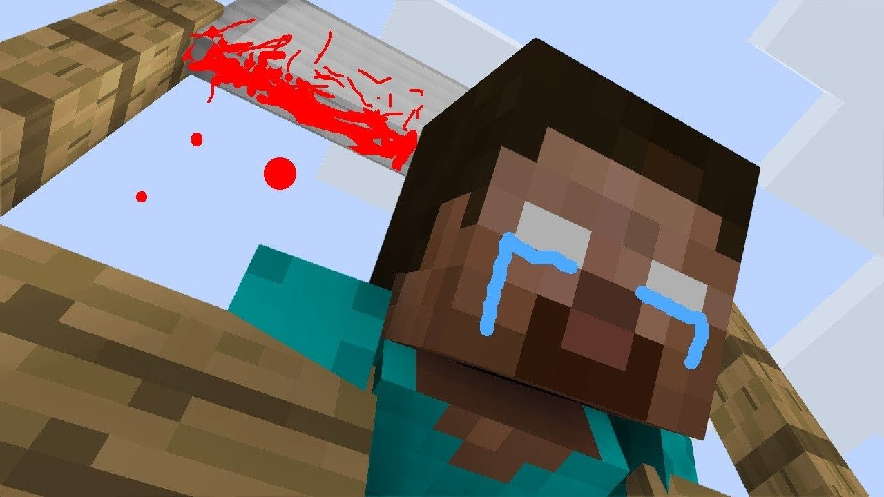 Herobrine Life Zombie Life Minecraft Top 5 Life Animations Watch Video Here Http Philippinesonline Info Trendin Zombie Life Animation Monster School