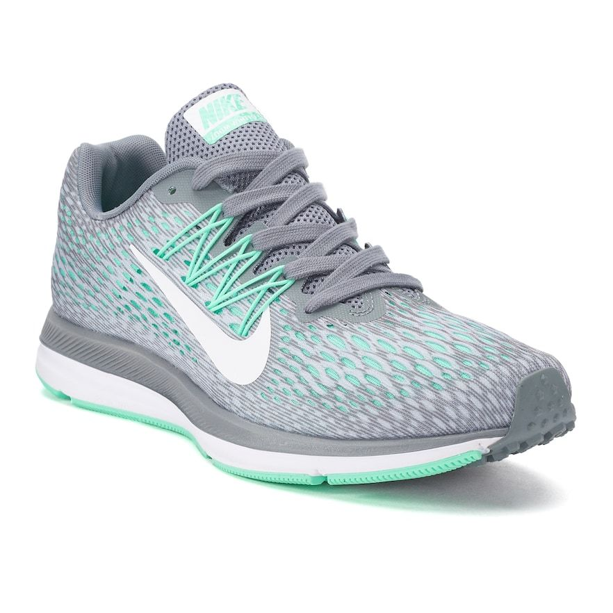 wholesale dealer 004bc 364fc Nike Air Zoom Winflo 5 Women s Running Shoes, Size  8, Oxford