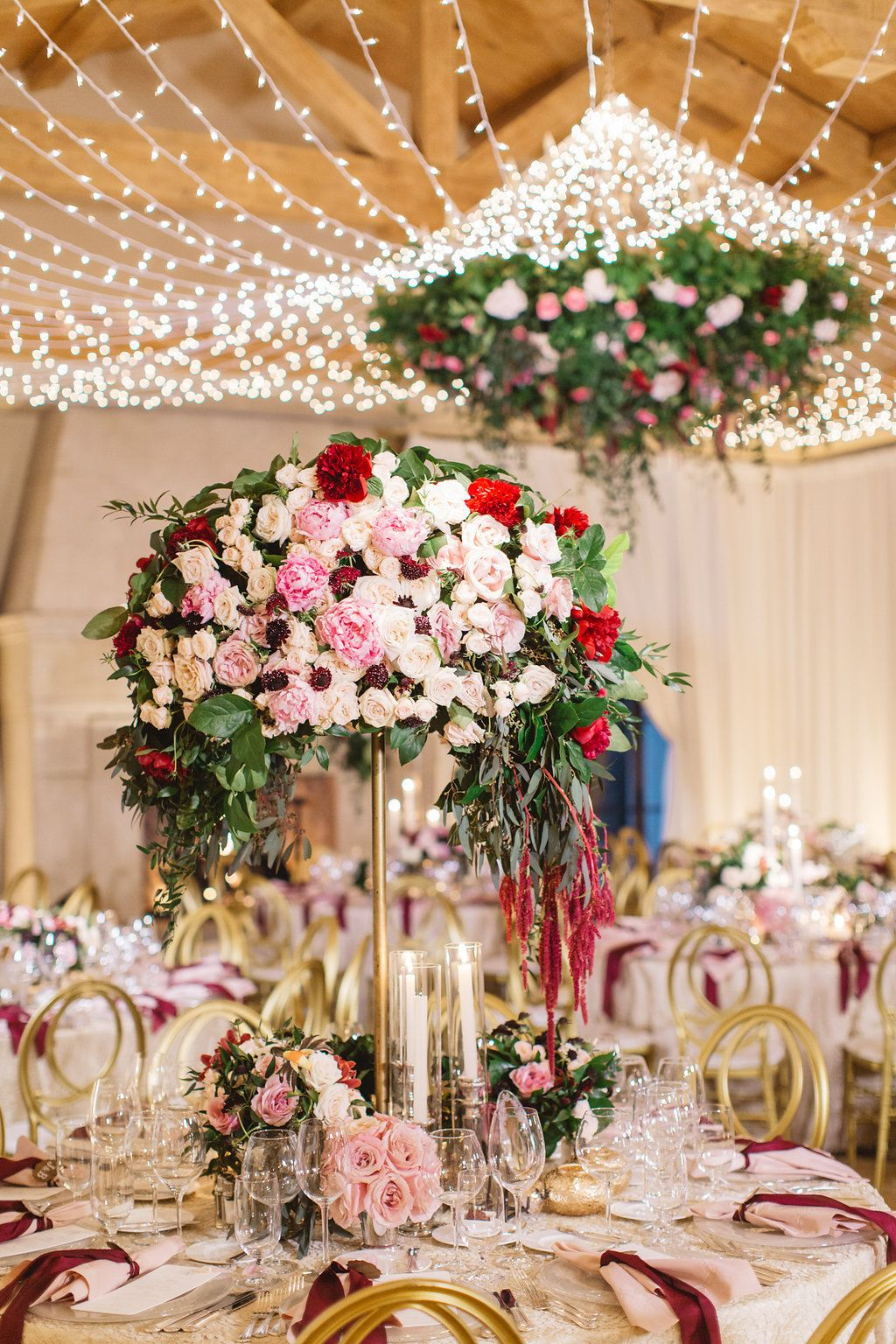 vibrant alfresco ceremony ballroom reception in newport beach ca rh pinterest com