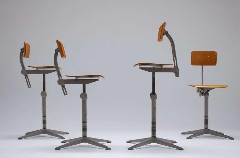friso kramer architect chairs 1964 les chaises chair dining rh pinterest com