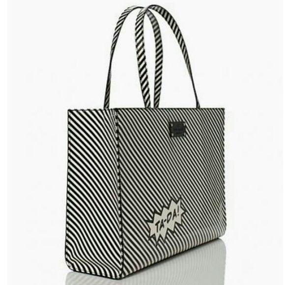 Kate Spade Handbags Ka Pow Joseph Comic Tote Bag Purse
