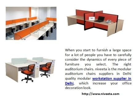 Workstation Supplier In Delhi Niveeta Is The Modular Auditorium Chairs Suppliers Quality