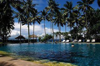 Pangandaran Beach West Java Bali Resort Indonesia Pemandangan