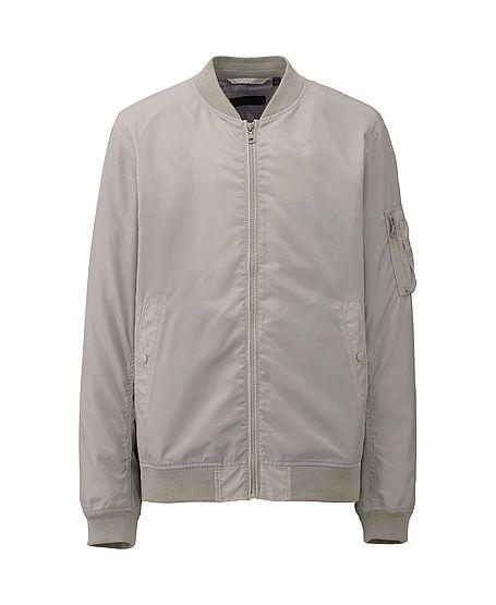 uniqlo ma1 bomber jacket style kids outfits mens