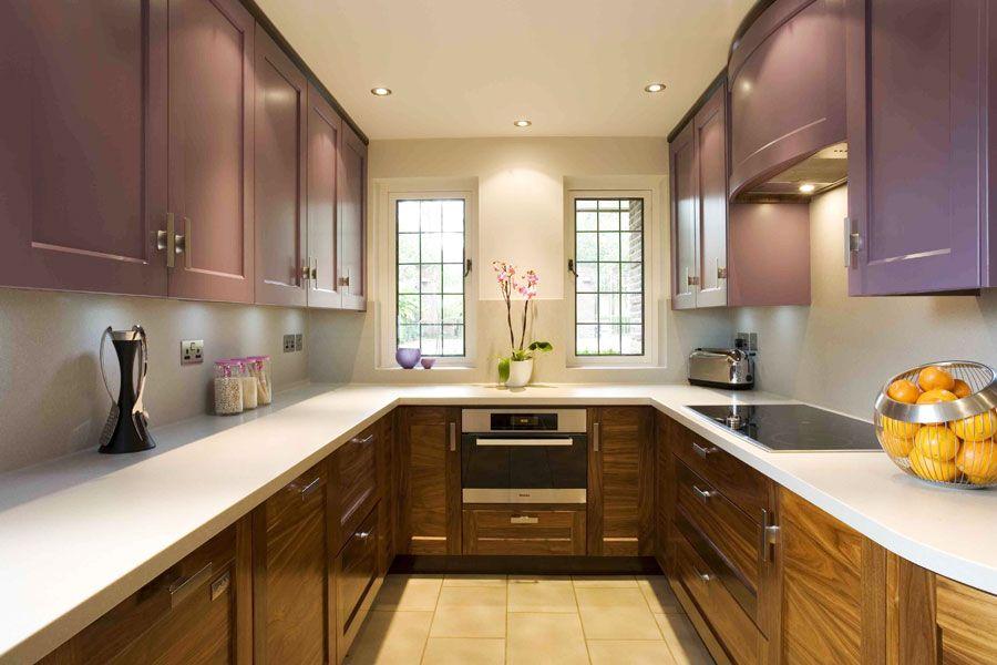 U Shaped Kitchen Designs 30 Modern Classic Interiors Kitchen