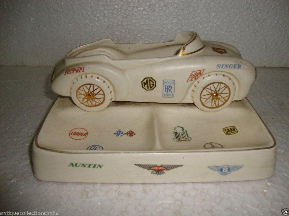 Original Porcelain Made Vintage Car Model With Logo of Top Branded ...