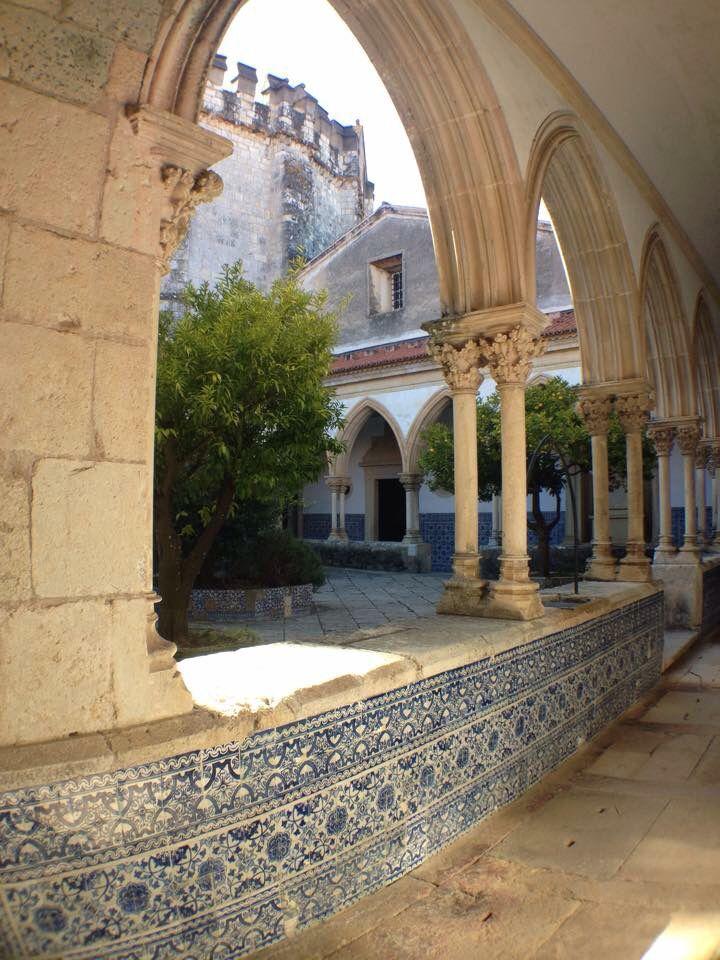 #tomar #portugal #traveling #exploring #city #convento #de #christo #portuguese #history #culture