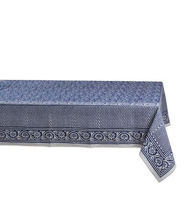 take a look at this indigo 60 x 84 tablecloth by tag on lowes paint sale today id=54227