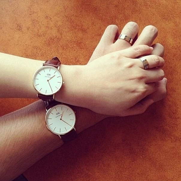 Bristol watches by Daniel Wellington. This product is