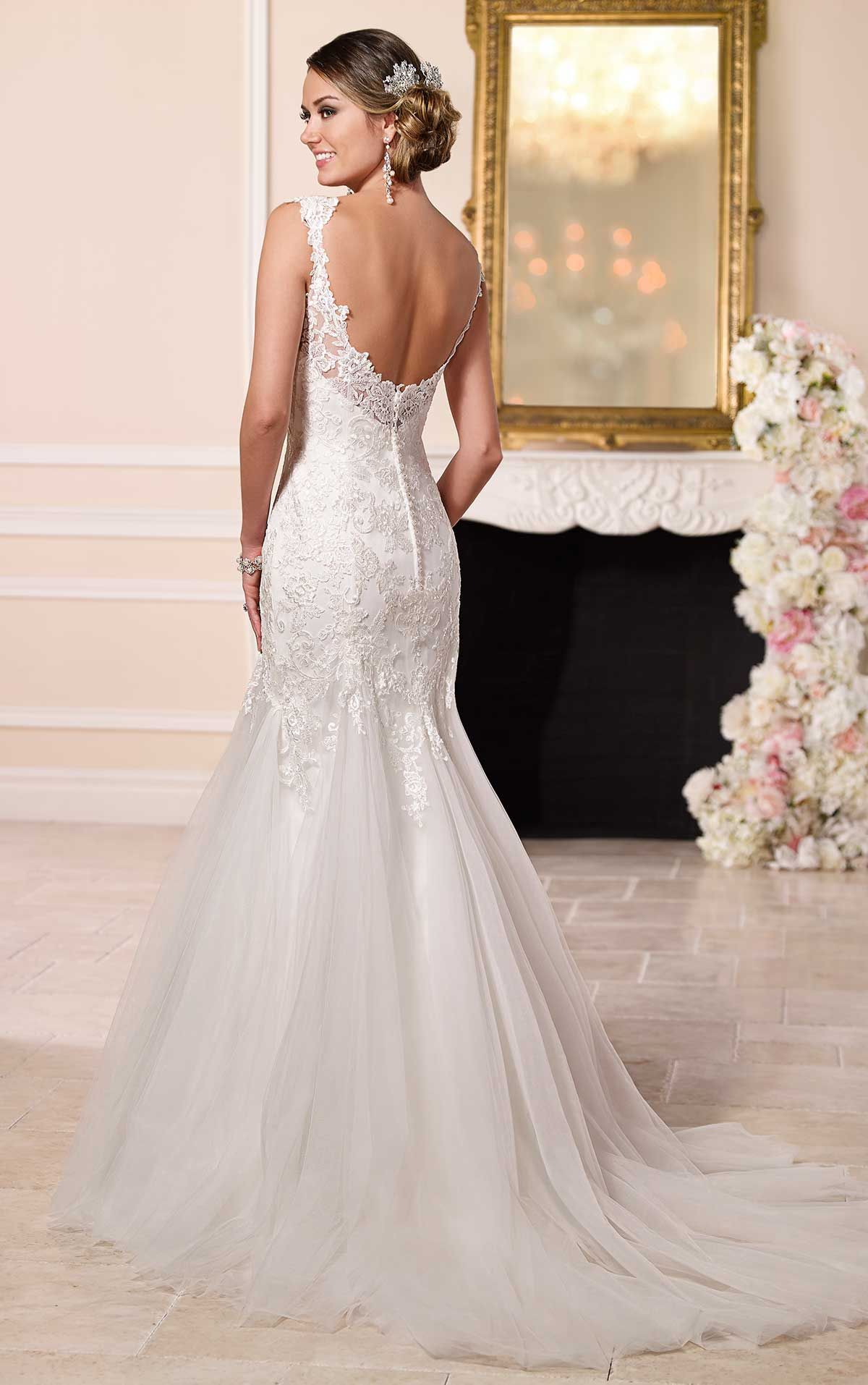 Ethereal Wedding Gown Collections