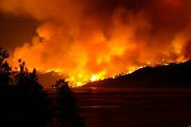 BC wildfires 2015