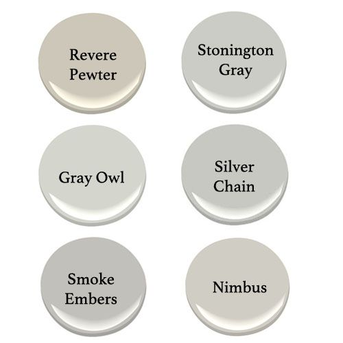 Finding For The Perfect Gray Paint Color A Room Can Be Tricky Follow Along On My Selection Journey En Suite Pinterest