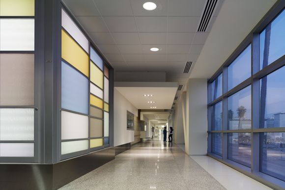 1375 new york healthcare interior designer kaiser los angeles rh pinterest es