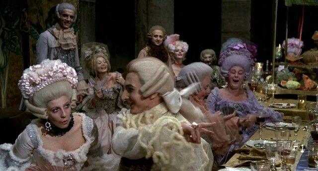 Casanova- Fellini | Cool costumes, Fantasy dresses, Giacomo casanova