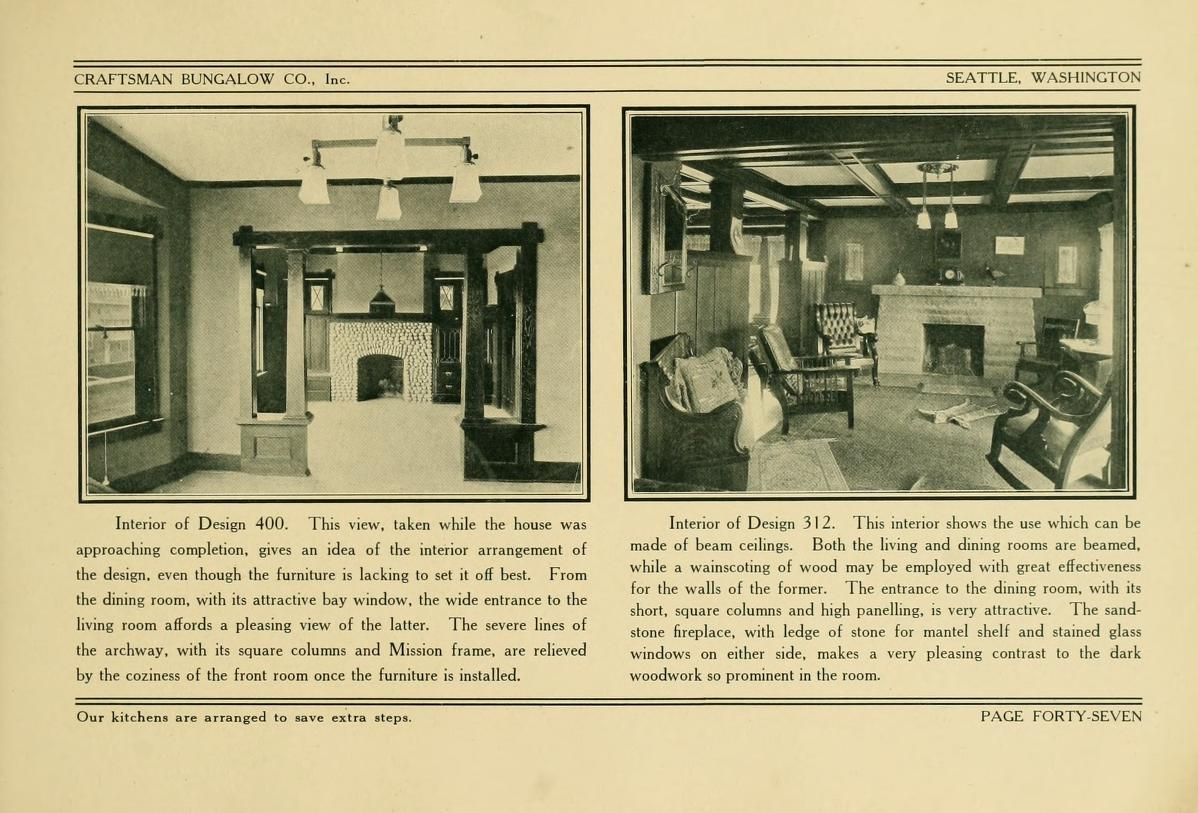 interior design of bungalow houses%0A Craftsman bungalows   a collection of the lates
