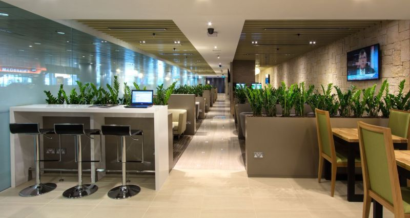 the haven by jetquay in the terminal 3 arrivals area of singapore s rh pinterest com