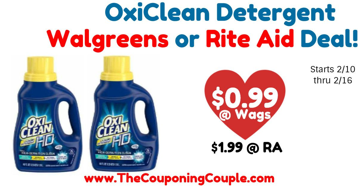 graphic about Oxiclean Printable Coupon identified as Affordable Oxiclean High definition Laundry Detergent Package @ CVS, Walgreens
