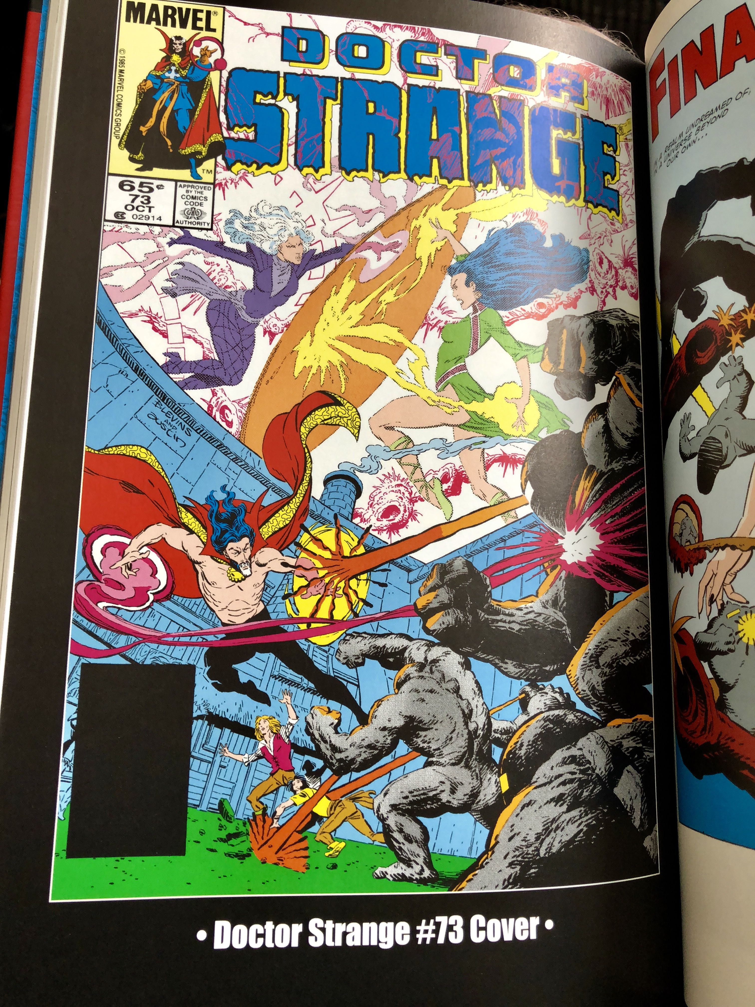 16 Doctor Strange Marvel S Mightiest Heroes Graphic Novel Hachette Partworks 2nd Series Graphic Novel Doctor Strange Marvel